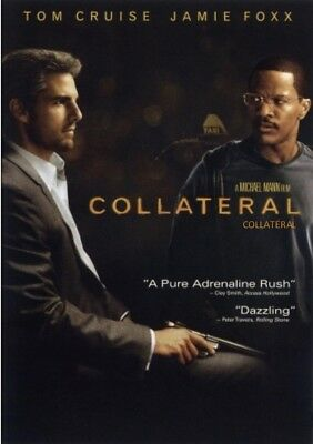 Collateral - Tom Cruise, Jamie Foxx