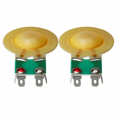 Pair PRV Audio RPDT175 Replacement Diaphragm for DT175 WG175PH and Foster Horns