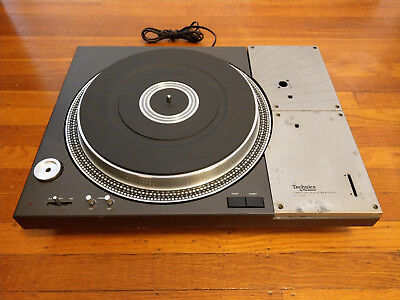 Technics SL-1100 Direct Drive Turntable, Prior to SP-10 MKII -Works Great (READ)