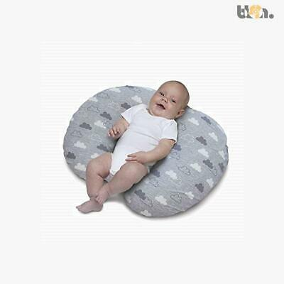Chicco Boppy- Cojín De Lactancia Algodón❤ Ergonómico❤ Indeformable Y Optima Ada