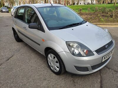2008 Ford Fiesta 1.25 Manual Petrol Low Mileage 49120
