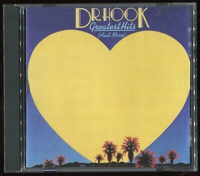 Greatest Hits (And More) by Dr. Hook (CD, Apr-1987, Capitol) Sylvia's Mother