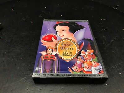 Snow White and the Seven Dwarfs (DVD, 2001, 2-Disc Set, Special Edition) #67