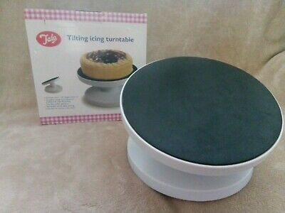 Tala Tilting Icing Turntable Used In Good Clean Condition
