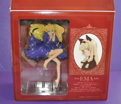 Ema Little Witch Episode Of The Clover Anime Figure Mib Purple Version  Aaa Dist