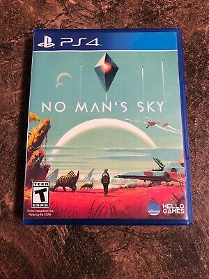 No Man's Sky PS4 (PlayStation 4) FREE SHIPPING!