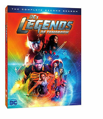 DC's Legends of Tomorrow: The Complete Second Season DVD Victor Garber