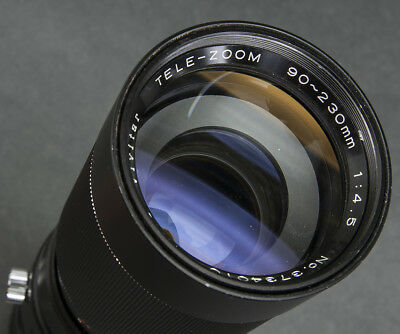 M42 Screw Mount Vivitar 90-230mm f/4.5 Manual Focus Two-touch Zoom Lens