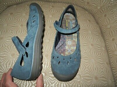 1ac015f70934 SKECHERS Relaxed Fit Earth Fest Petunia Womens Mary Jane Flats 7.5M  49381  NEW