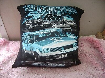Peter Brock 05    V8       Cushion 16 Inch/ 40 Cm