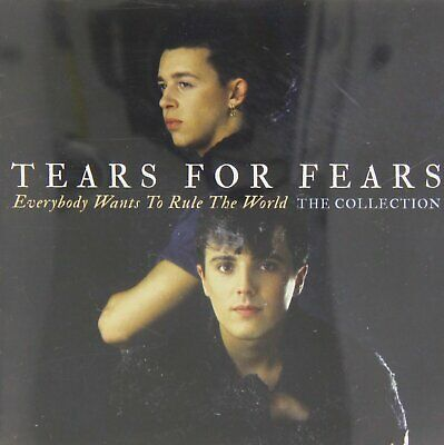 Audio Cd Tears For Fears - Everybody Wants To Rule The World