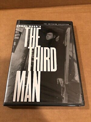 The Third Man (DVD, 1999, Criterion Collection)