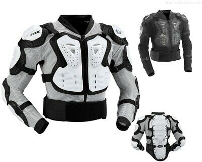 Fox Titan Sport Protektorenjacke Safety Jacket für MX Enduro Motocross
