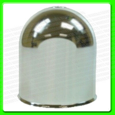 Plastic Tow Ball Cover in Chrome Finish  [EQ310]