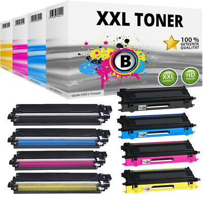 Alternativ Brother Toner TN-243 / TN-247 TN-135 für DCP-L 3510CDW MFC-L 3710CW