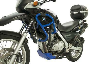 CrossPro BLUE Engine Guards Crash Bars BMW F 650 GS 2006