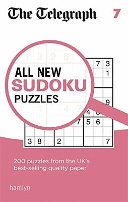The Telegraph All New Sudoku Puzzles 7 (The Telegraph Puzzle Books), GROUP..