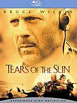 Tears of the Sun (Blu-ray Disc, 2006) NEW SEALED BRUCE WILLIS WITH FREE SHIPPING
