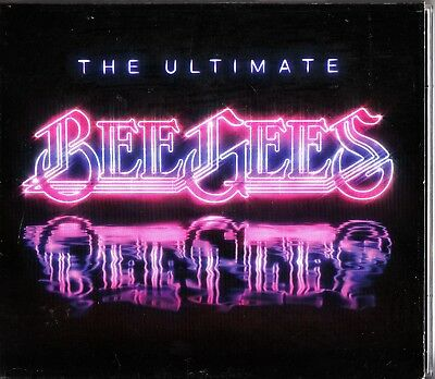 BEE GEES -The Ultimate Collection 2-CD (Best Of/Greatest Hits) Stayin Alive/Gibb