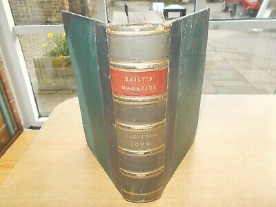 Baily's Magazine of Sports and Pastimes Vol 71 Jan to June 1899 Hunting, Cricket