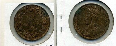 1912 Canada Large Cent Penny Coin  Bu 8788E