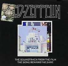 The Song Remains the Same von Ost, Led Zeppelin | CD | Zustand sehr gut