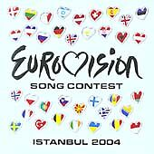 Various Artists - Eurovision Song Contest 2004 - Istanbul (2004) 2 cd set