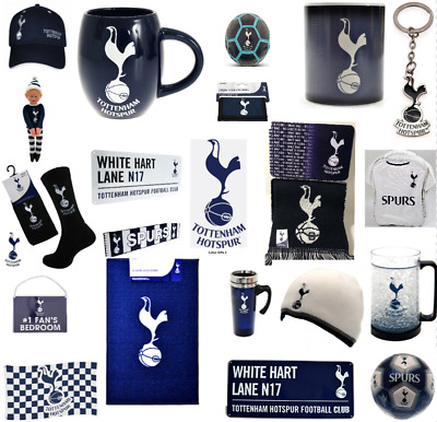 TOTTENHAM HOTSPUR F.C SPURS Official Football Club Merchandise Gift Xmas School