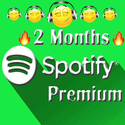 Spotify 2-month 60 Days Premium