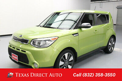 2014 KIA Soul ! Texas Direct Auto 2014 ! Used 2L I4 16V Automatic FWD Hatchback