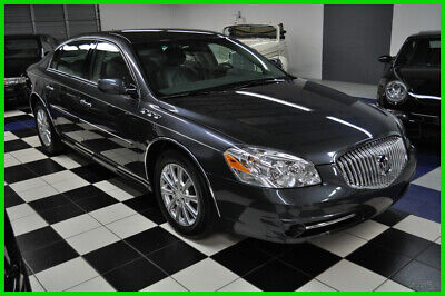 2010 Buick Lucerne CXL - ONLY 7K MILES -  ABSOLUTELY BRAND NEW !! 2010 CXL -ONE OWNER - CLEA CARFAX - like buick lacrosse Regal - 2015 2017