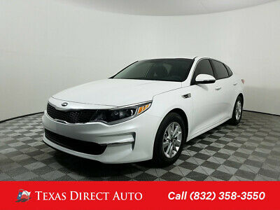 2017 KIA Optima LX Texas Direct Auto 2017 LX Used 2.4L I4 16V Automatic FWD Sedan Premium