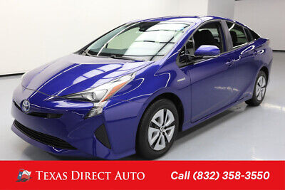 2018 Toyota Prius 4dr Hatchback Texas Direct Auto 2018 4dr Hatchback Used 1.8L I4 16V Automatic FWD Hatchback