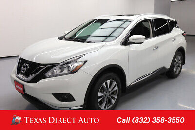 2015 Nissan Murano SL Texas Direct Auto 2015 SL Used 3.5L V6 24V Automatic AWD SUV Bose