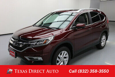 2016 Honda CR-V EX Texas Direct Auto 2016 EX Used 2.4L I4 16V Automatic AWD SUV Premium