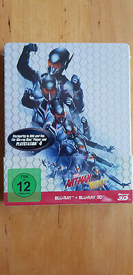 Ant-Man and the Wasp (2018) Steelbook Blu-ray