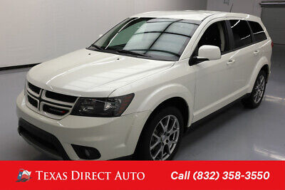 2016 Dodge Journey R/T Texas Direct Auto 2016 R/T Used 3.6L V6 24V Automatic FWD SUV