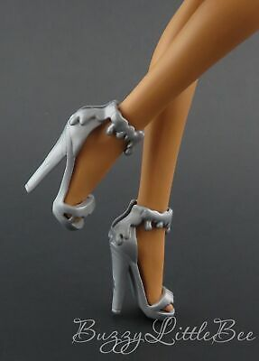 Monster High Doll~Monster Maker~Silver Shoes