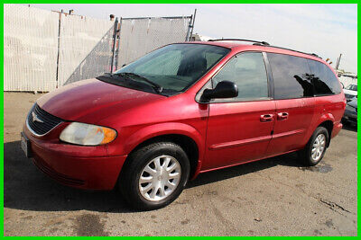 2003 Chrysler Town & Country EX 2003 Chrysler Town and Country Automatic 6 Cylinder No Reserve