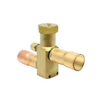 "Ruud Protech 61-21368-16 3/8"" sweatcon suction service valve"
