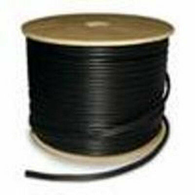 #3230 RG59 Coaxial Cable Direct Burial Braided Wire Siamese 1000 ft.
