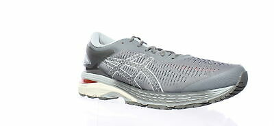 185cc28c2277c ASICS Womens Gel-Kayano 25 Carbon Mid Grey Running Shoes Size 10 (210939