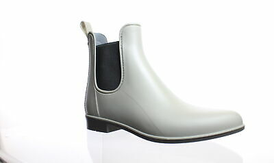 18a5f92bf5c2 SAM EDELMAN WOMENS Tinsley Dove Grey Rainboots Size 11 (174359 ...
