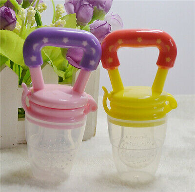 Nipple Fresh Food Milk Nibbler Feeder Feeding Tool Safe Baby Supplies