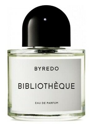 Byredo Bibliotheque EDP Spray 100mL *PART USED* Unisex Perfume