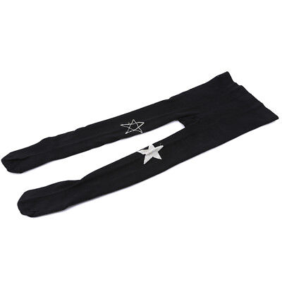 Pentagram Toddler Kids Baby Girls Cotton Tights Socks Stockings Thermal B