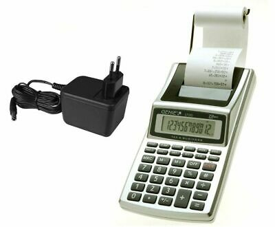 Genie Lp20 Mobile Imprimante Calculatrice de Poche Ordinateur Caisse
