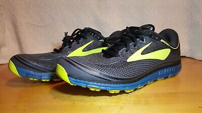 7c097800345 BROOKS PURE GRIT 6 Size US 9.5 M (D) New Men s Trail Running Shoes ...
