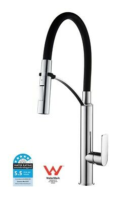 Marbletrend Wels Flexi Hose Pull Out Sink Mixer Tap MTS404