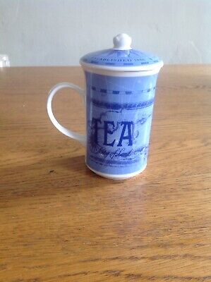 Whittard Tea Clipper With Lid